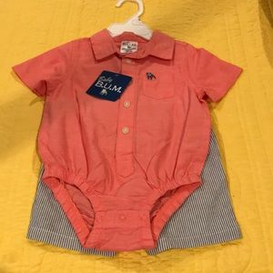 BABY BUM NEW BABY BOYS OUTFIT